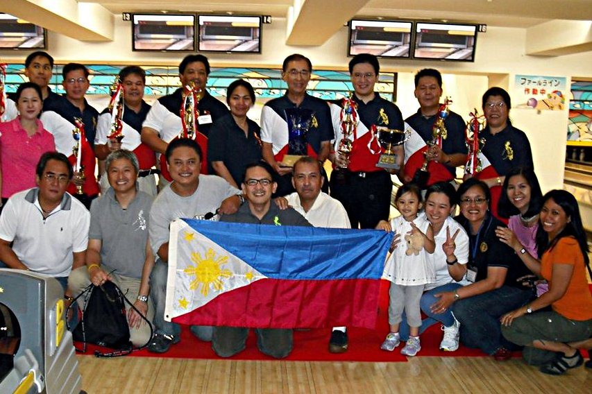 Philippine Embassy wins ASEAN Committee in Tokyo Bowling Tournament