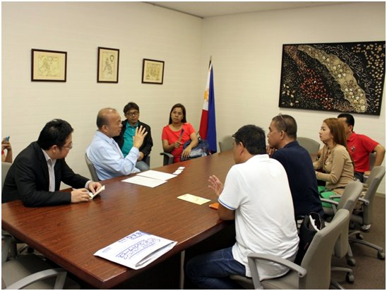 Embassy Advises Batangas City Officials on Opportunities for Japan Training Assistance on Disaster Preparedness