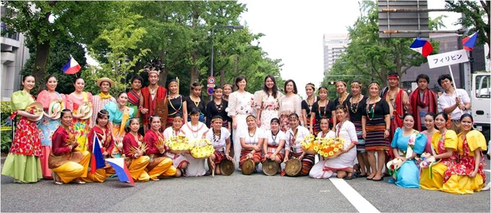 cultures overseas filipino and philippines