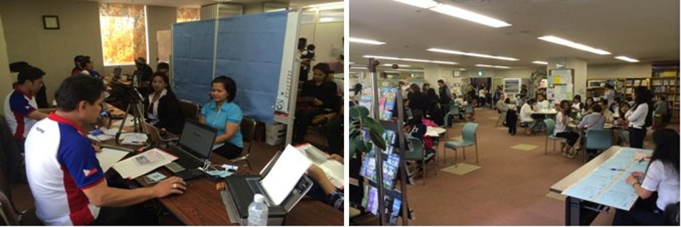 Embassy Conducts Consular Outreach Mission and OAV Registration in