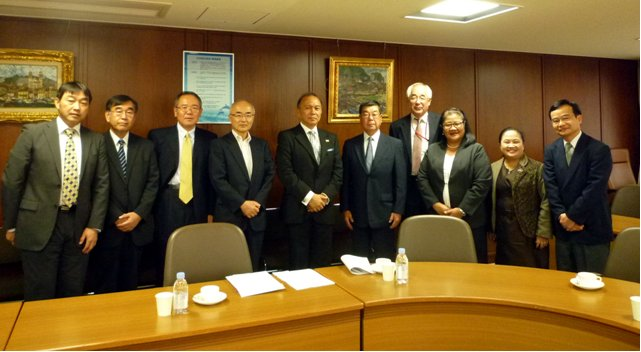 Japan Shipowners and Mariners Management Associations Express Confidence on Skills of Filipino Seafarers Working Aboard Japanese Flag and Owned/Operated Merchant Ships