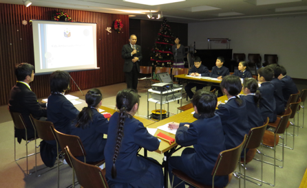 Embassy Shares PH-Japan History and Bilateral Relations with Pupils of Ishida Elementary School in Fukushima as Contribution to the Support Program for Victims of the Great East Japan Earthquake