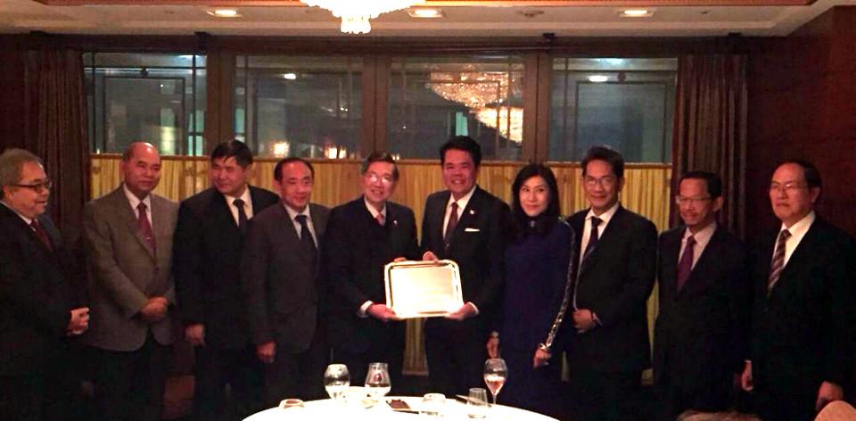 Ambassador Lopez leads ASEAN Farewell to Thai Ambassador