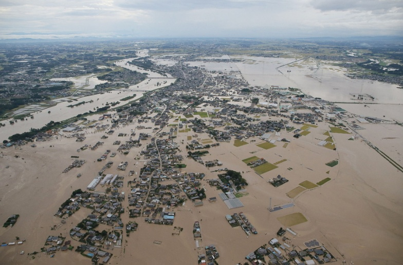 Philippine Embassy and FILCOM Extend Assistance to Filipinos in Eastern Japan Affected by Severe Floods Caused by Typhoon Etau, No Report of Filipino Casualty