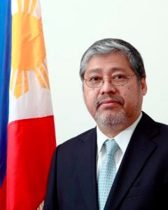 Acting Secretary of the Department of Foreign Affairs Republic of the Philippines