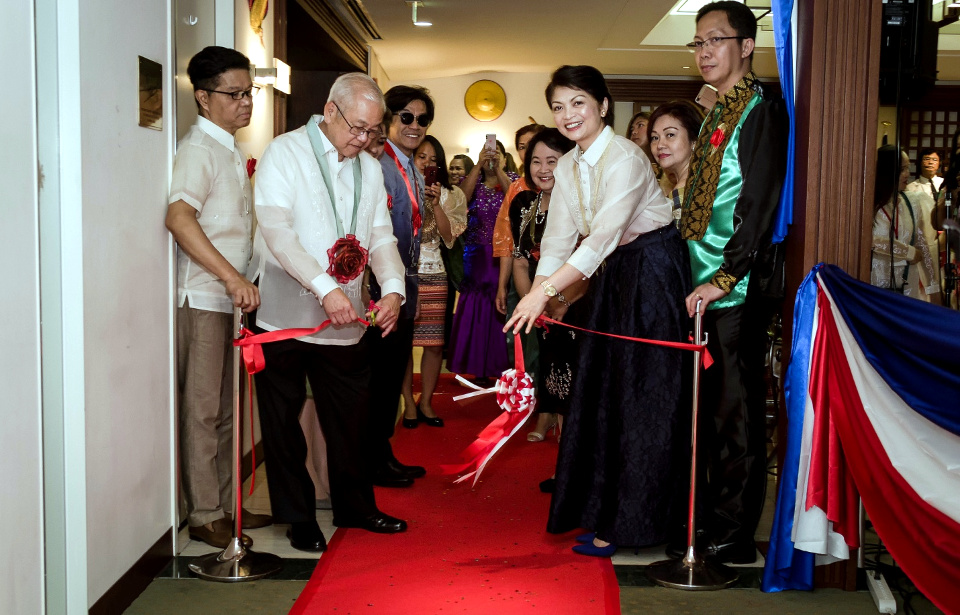 "Kasarinlan"" Movie Premieres at the Philippine Embassy in Tokyo"